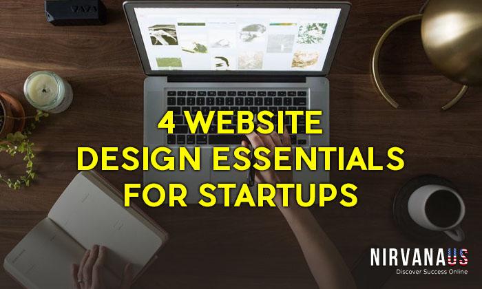 Website Design Essentials for Startups